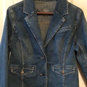 Sonoma Light Weight Denim Jacket/ Blazer size M